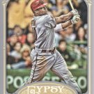 2012 Topps Gypsy Queen 210A Justin Upton