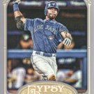 2012 Topps Gypsy Queen 217 Eric Thames