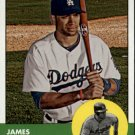 2012 Topps Heritage 105 James Loney