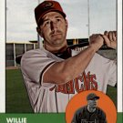 2012 Topps Heritage 127 Willie Bloomquist
