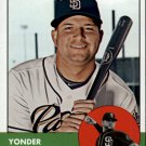 2012 Topps Heritage 37 Yonder Alonso