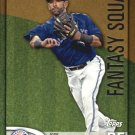 2012 Topps Opening Day Fantasy Squad FS25 Jose Bautista