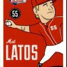 2012 Triple Play 21 Mat Latos
