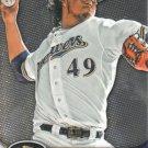 2012 Finest 36 Yovani Gallardo