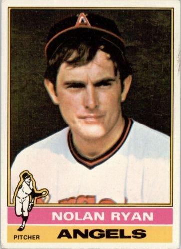 1976 Topps 330 Nolan Ryan