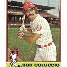 1976 Topps 333 Bob Coluccio