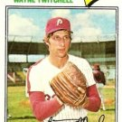 1977 Topps 444 Wayne Twitchell