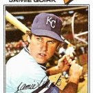1977 Topps 463 Jamie Quirk