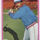 1978 Topps 716 Clarence Gaston