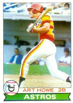 1979 Topps 327 Art Howe DP