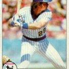 1979 Topps 408 Charlie Moore DP