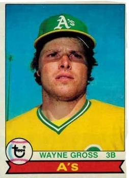 1979 Topps 528 Wayne Gross DP