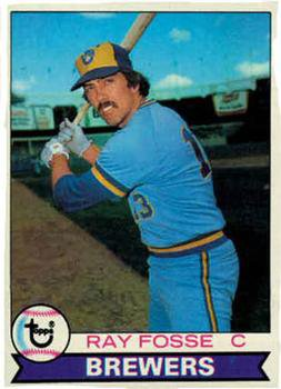 1979 Topps 51 Ray Fosse DP