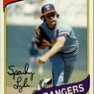 1980 Topps 115 Sparky Lyle