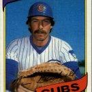 1980 Topps 153 Tim Blackwell
