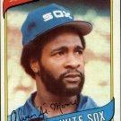 1980 Topps 186 Junior Moore