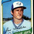 1980 Topps 382 Dave Freisleben