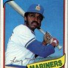 1980 Topps 422 Larry Milbourne
