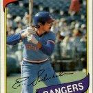 1980 Topps 441 Eric Soderholm