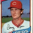 1980 Topps 449 Doug Bair