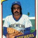 1980 Topps 477 Buck Martinez