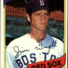 1980 Topps 524 Jim Wright DP
