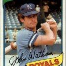 1980 Topps 547 John Wathan