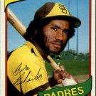 1980 Topps 616 Gene Richards
