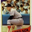 1980 Topps 618 Bob Montgomery DP