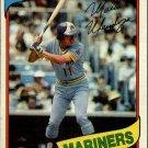 1980 Topps 652 Mario Mendoza