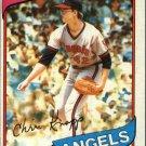 1980 Topps 658 Chris Knapp