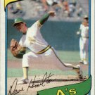 1980 Topps 86 Dave Hamilton