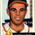1991 Topps Archives 1953 16 Peanuts Lowrey