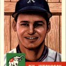 1991 Topps Archives 1953 17 Billy Hitchcock
