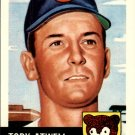 1991 Topps Archives 1953 23 Toby Atwell