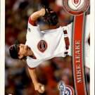 2011 Topps Opening Day 202 Mike Leake