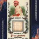 2011 Topps Allen and Ginter Relics #KM Kendrys Morales