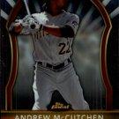 2011 Finest #48 Andrew McCutchen