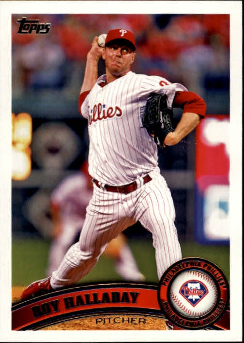 2011 Topps 300A Roy Halladay