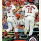 2011 Topps 374 Washington Nationals TC