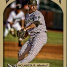 2011 Topps Gypsy Queen 101 Ricky Nolasco
