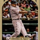 2011 Topps Gypsy Queen 103 Magglio Ordonez