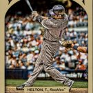 2011 Topps Gypsy Queen 110 Todd Helton