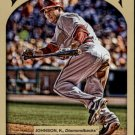 2011 Topps Gypsy Queen 134 Kelly Johnson
