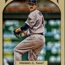 2011 Topps Gypsy Queen 143 Carl Pavano
