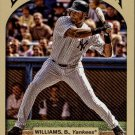 2011 Topps Gypsy Queen 177 Bernie Williams