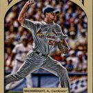 2011 Topps Gypsy Queen 202 Adam Wainwright