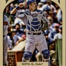 2011 Topps Gypsy Queen 226 Geovany Soto