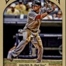 2011 Topps Gypsy Queen 228 Ryan Kalish