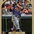 2011 Topps Gypsy Queen 243 Jim Thome